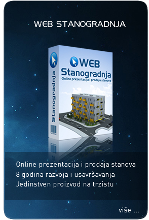 web stanogradnja